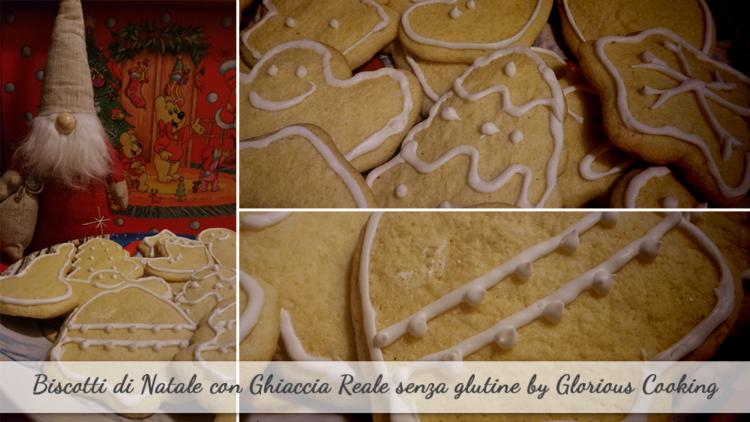 Biscotti Classici Di Natale.Biscotti Di Natale Con Ghiaccia Reale Glorious Cooking