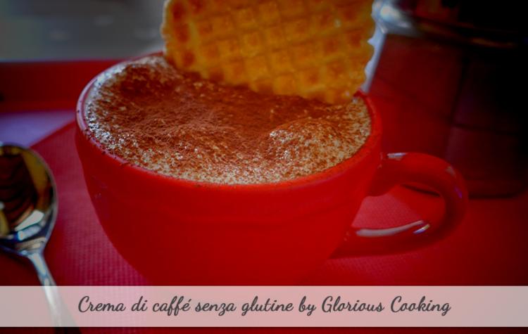 Crema Di Caffé E Panna Senza Glutine In Bottiglia By Glorious Cooking